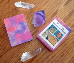 The Prince Lenormand Oracle Pic
