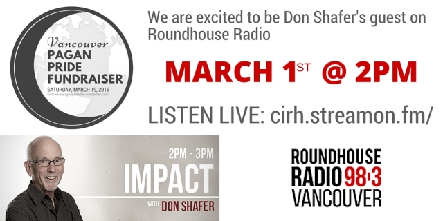 VPP - Roundhouse Radio Twitter Announcement