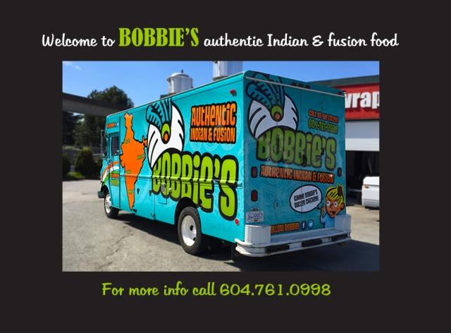 Photo via Bobbie's Food Truck