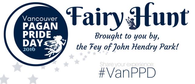 Fairy Egg Hunt Banner